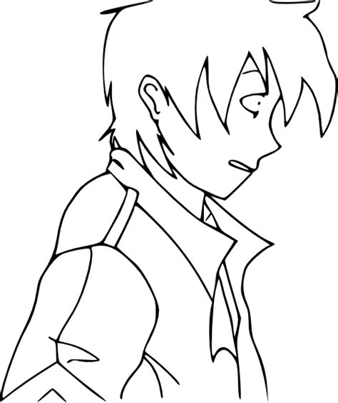anime coloring pages coloring pages to print