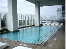 Pool Area - Picture of W Atlanta Downtown, Atlanta ... W Hotel Atlanta Rooftop Pool
