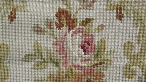 Needlepoint Rugs by Needlepoint Rugs Floral Aubusson Needlepoint Rug
