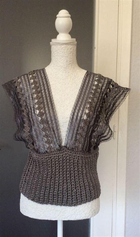 blusas tejidas de laura cepeda m 225 s de 1000 ideas sobre blusas tejidas en crochet en