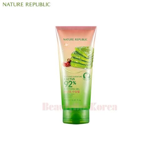 Nature Republic Soothing Gel Price box korea nature republic soothing moisture