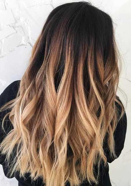 obre dye dip golden medium length hair 10 gorgeous blonde and dark hair color ideas hairstyles