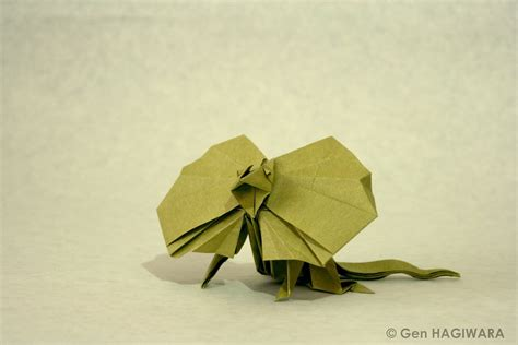 iguana fold these 28 awesome origami lizards