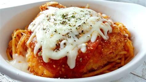 easy chicken parmesan recipe romantic dinner