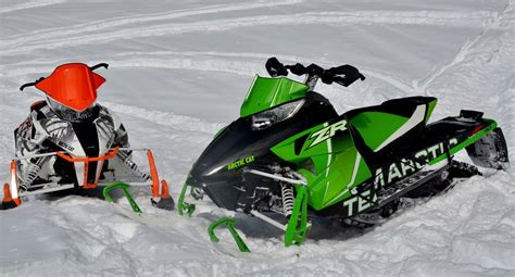 arctic challenge sled race 2017 arctic cat snowmobile lineup unveiled snowmobile