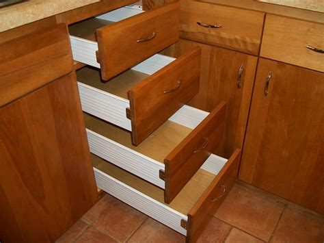 kitchen cabinet with drawers kitchen cabinet drawer options healthycabinetmakers com