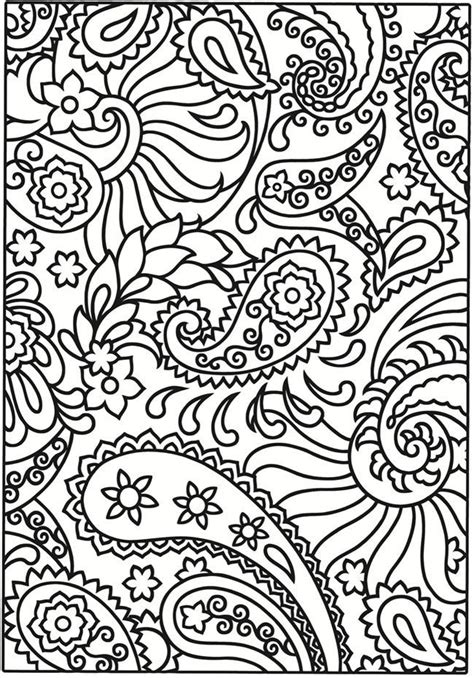 printable coloring pages designs swirl coloring pages coloring home