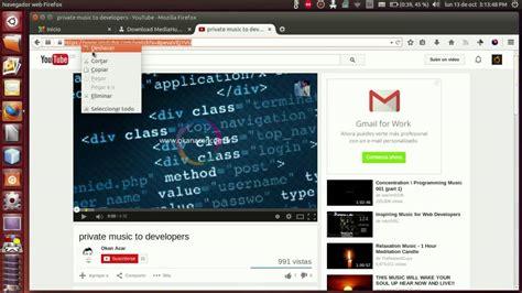 how to download mp3 from youtube in ubuntu de youtube a mp3 en ubuntu youtube