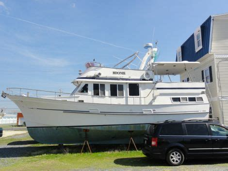 boats for sale by owner in md boats for sale 1987 41 foot newbury port sundeck 41