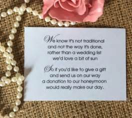 poems about gifts best 25 wedding gift poem ideas on