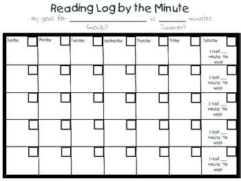 printable january reading log 208 best images about homework ideas on pinterest