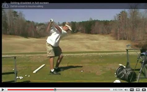 let me see your head swing 3jack golf blog swing update 3 21 09
