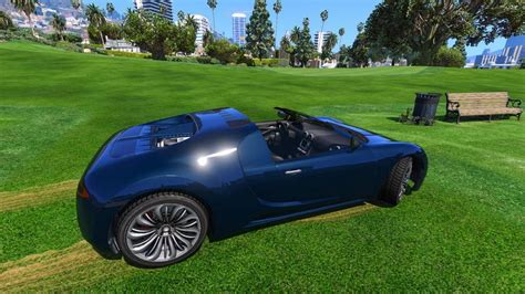 bugatti adder gta 5 modding car adder decapotable bugatti 2015