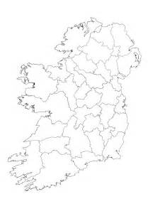County Map Of Ireland Outline by Best Photos Of Ireland Map Outline Printable Ireland Map Outline Ireland Map Outline And