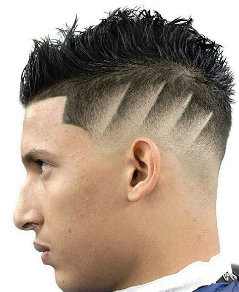 tattoo haircut haircut line design s hairstyles
