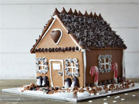 best christmas decor houses edmonton how to make a chocolate gingerbread house food network recipes menus desserts