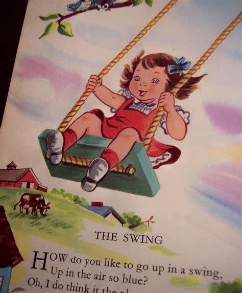 the swing poem by robert louis stevenson 17 best images about childhood memories to file on
