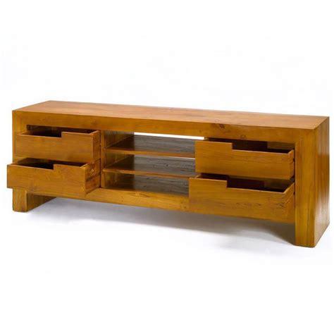 Model Dan Rak Tv Jati beli bufet tv 4 laci kayu jati model minimalis ktv 011