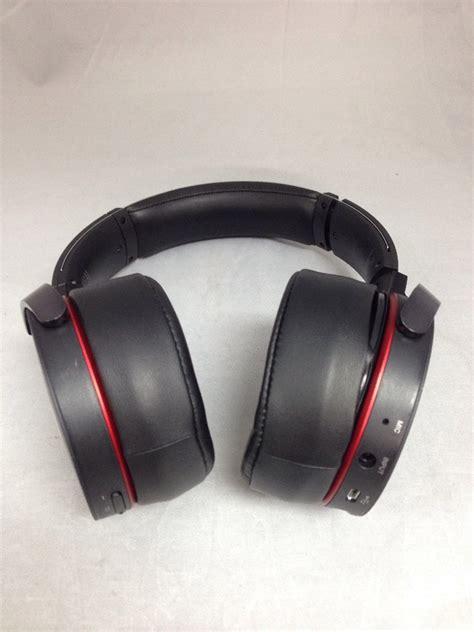 Headset Sony Mdr Xb950bt sony mdrxb950bt b bass bluetooth headset black mdr xb950bt buy stuff store galleries