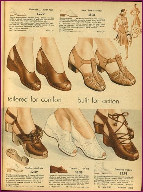 Sepatu Wedges Retro Style 53 best images about the shoes they used to wear on