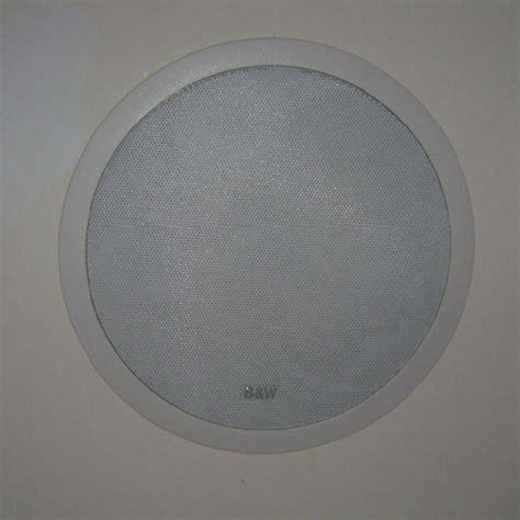 B W In Ceiling Speakers by Home Cinema System Ross On Wye Hifi Gear