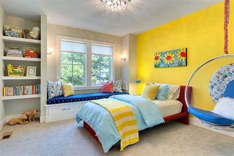 yellow kids bedroom trendy and timeless 20 kids rooms in yellow and blue