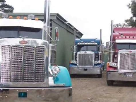 kenworth vs peterbilt peterbilt vs kenworth and mack