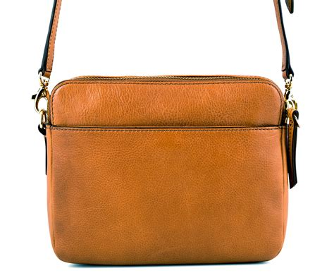 Tas Fossil Original Fossil Sydney Camel Crossbody fossil s sydney crossbody bag camel great daily deals at australia s favourite