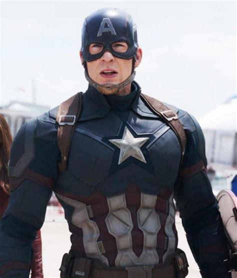 Vest Hoodie Captain America Civil War captain america civil war jacket my