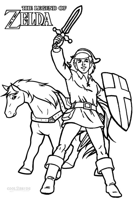 zelda coloring pages printable legend of zelda four swords coloring pages coloring pages