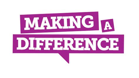 with a difference you can make a difference u s national committee for