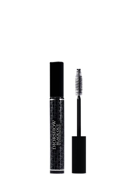 Diorshow Blackout Mascara Review by Show Blackout Waterproof Mascara Review Compare