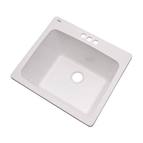 Dekor Laundry Sink by Dekor Sinks 42300nsc Westworth Composite Utility Sink With