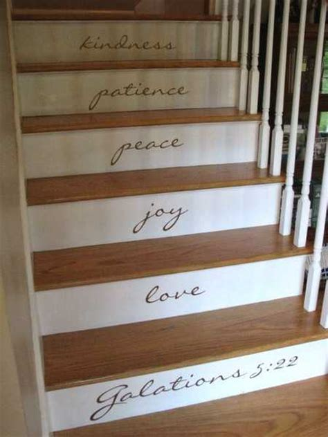 Decorating Ideas For Stairs 20 Interior Decorating Ideas For Wooden Stairs
