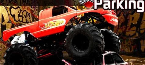 monster truck 3d racing games monster truck parking 3d 187 android games 365 free