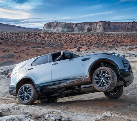 land rover discovery cing 2017 land rover discovery the king of the suv hill