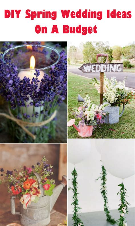 wedding ideas on a budget for 20 creative diy wedding ideas for 2016