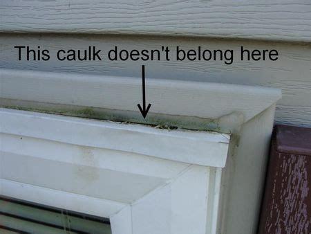 Fiber Cement Siding Manufacturers Reuben S Quick Tip Caulk Doesn T Belong Here Part Ii
