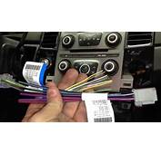 Ford Police Interceptor Sedan Black Install Part 2  YouTube