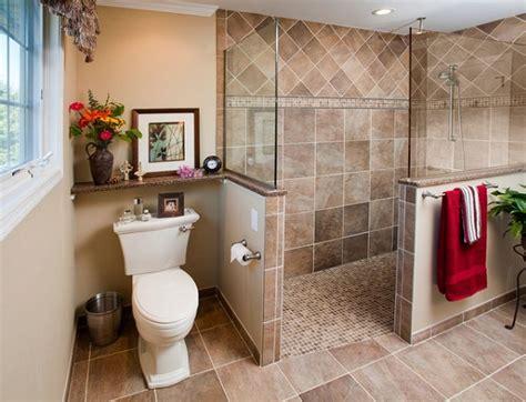 How To Design A Doorless Walk In Shower