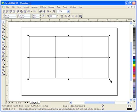 tool to draw graphs how to make a tile mural using coreldraw learn about