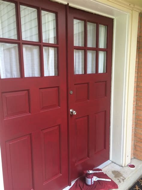 should you tip house painters paint your front door for a punch of color thrift diving blog