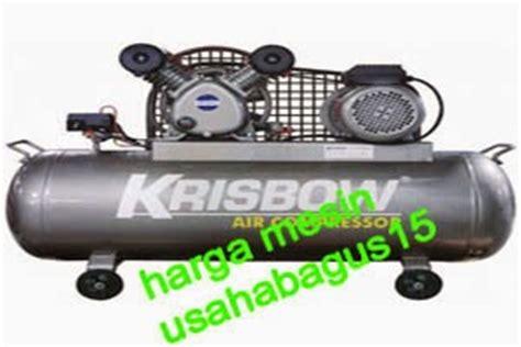 Harga Kompresor 15 Hp daftar harga mesin kompresor baru dan murah merk krisbow