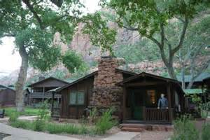 zion lodge cabin picture of zion lodge zion national