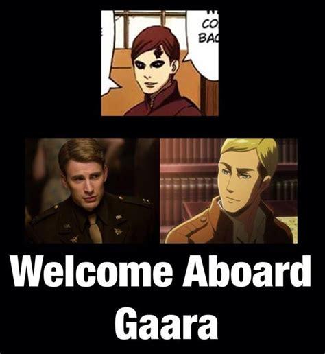 naruto humor meme gaaras  haircut  aboard gaara gaara erwin