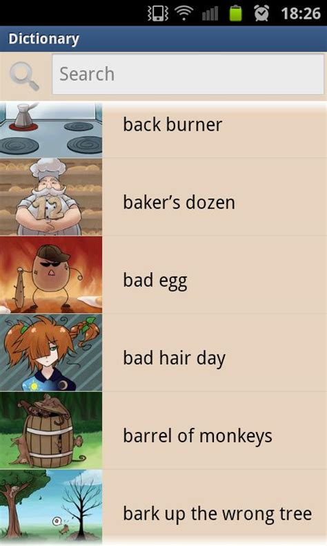 Hit The Ceiling Meaning by Comic Idioms Free Android Apps On Play
