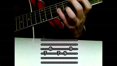 came out swinging bass tab quot impressioni di settembre quot riff explained guitar tab