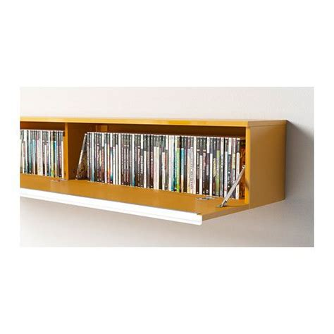 ikea besta shelf best 197 burs wall shelf high gloss yellow ikea
