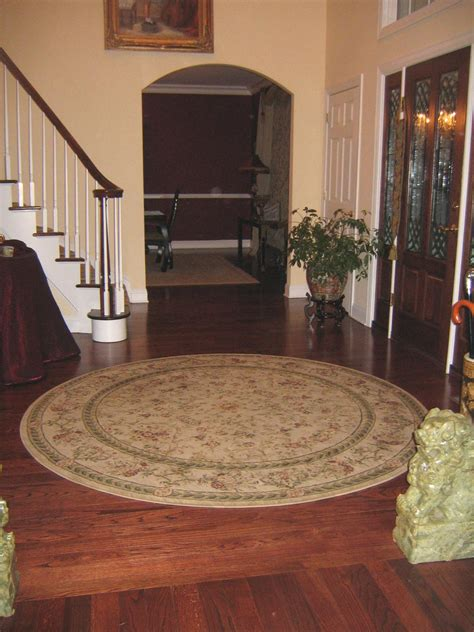 Entrance Rug by Best Spots For Area Rugs In Your Home