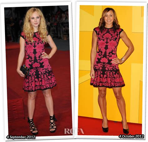 Who Wore Mcqueen Better by Ennis Carpet Fashion Awards